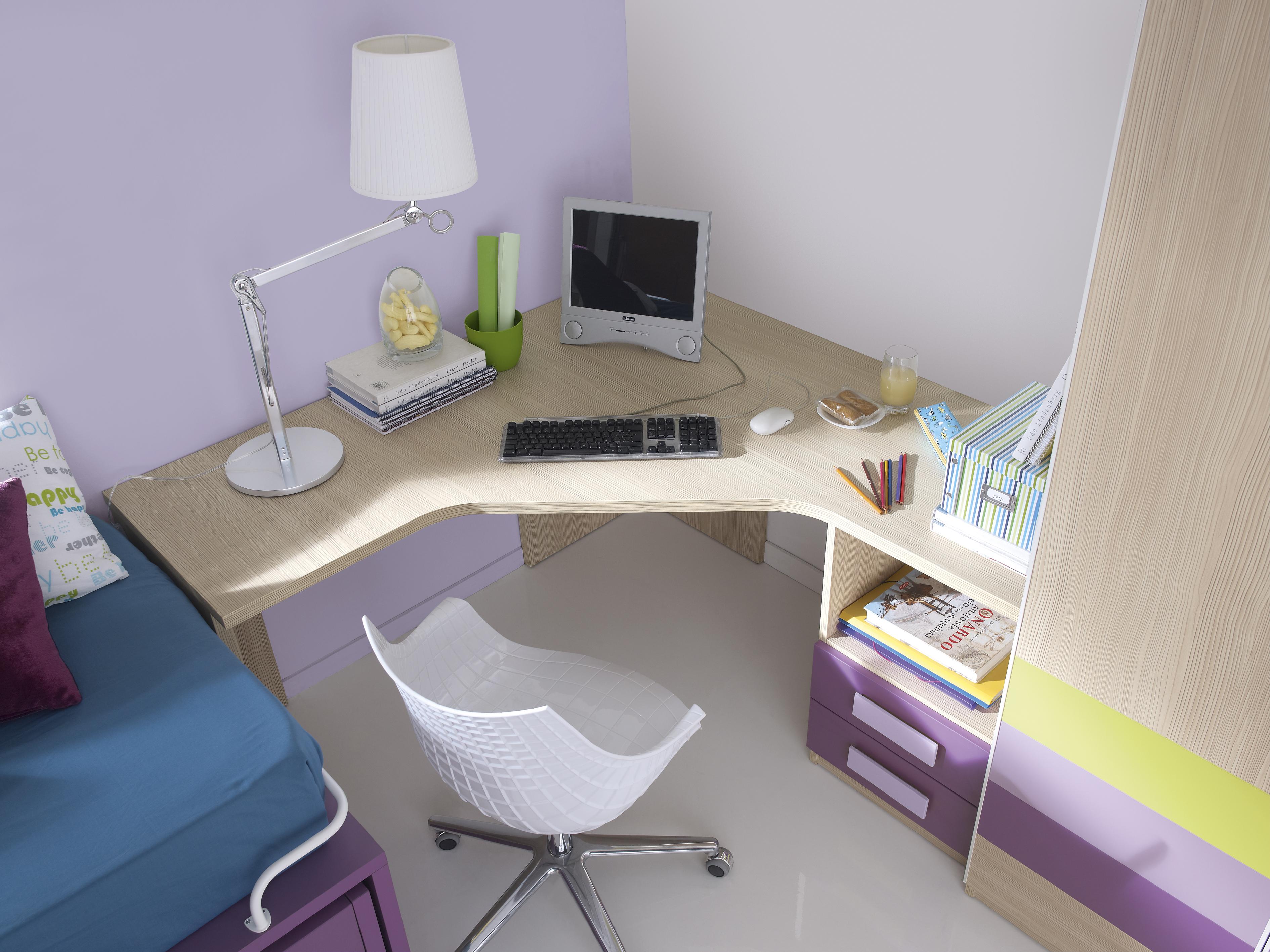 Dormitorios juveniles muebles nieto - Decoracion habitaciones juveniles nina ...