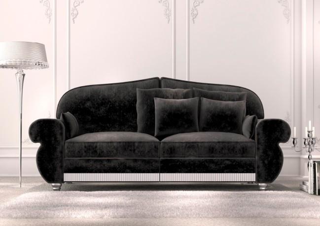 Sofas disponible en nuestra exposicion.